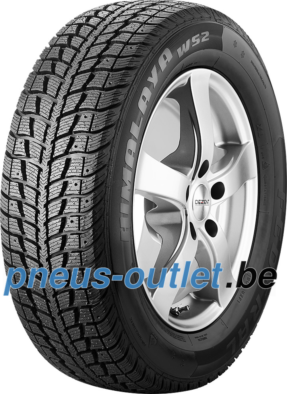 Federal Himalaya WS2 ( 205/65 R16 95T , Cloutable )