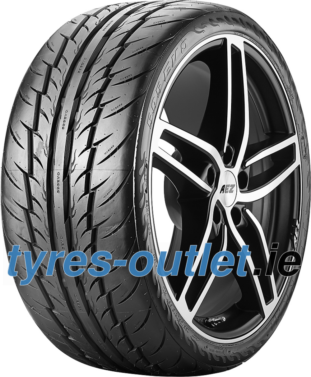 Federal 595 Evo ( 265/40 ZR17 96Y with rim protection (MFS) )