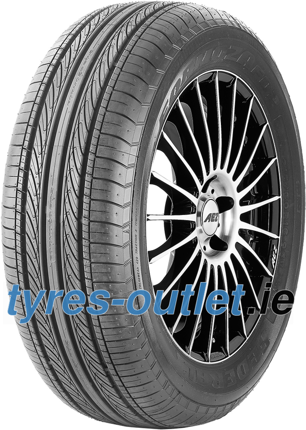 Federal Formoza FD2 ( 215/50 ZR17 95W XL , with rim protection (MFS) )
