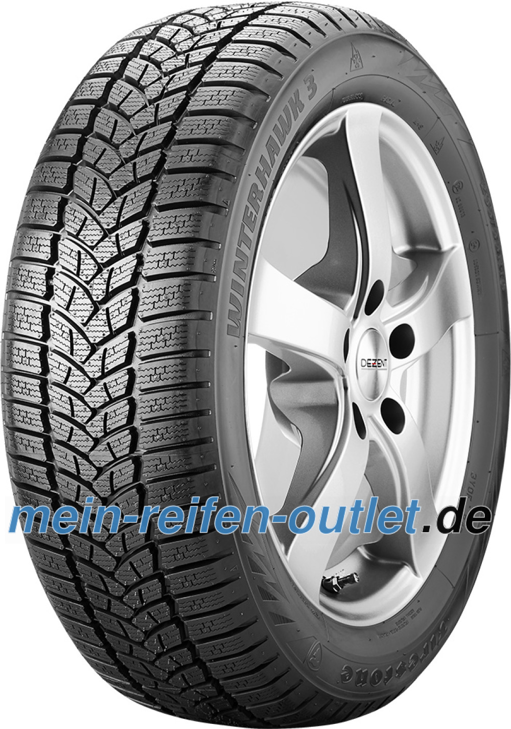 Firestone Winterhawk 3 ( 205/55 R16 94H XL )