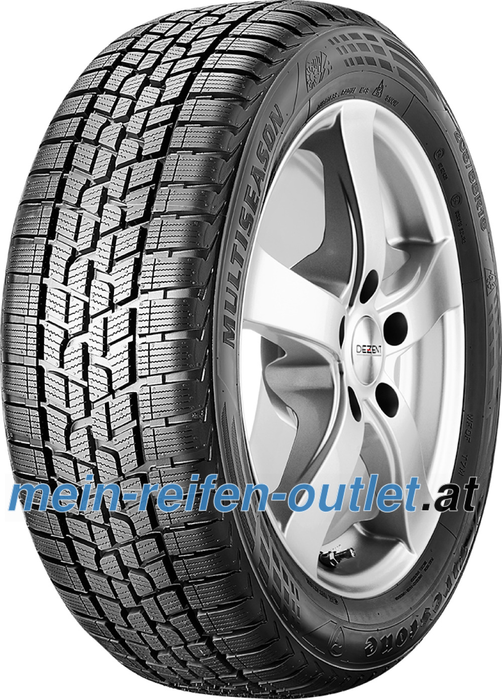 Firestone Multiseason ( 185/65 R15 88H )