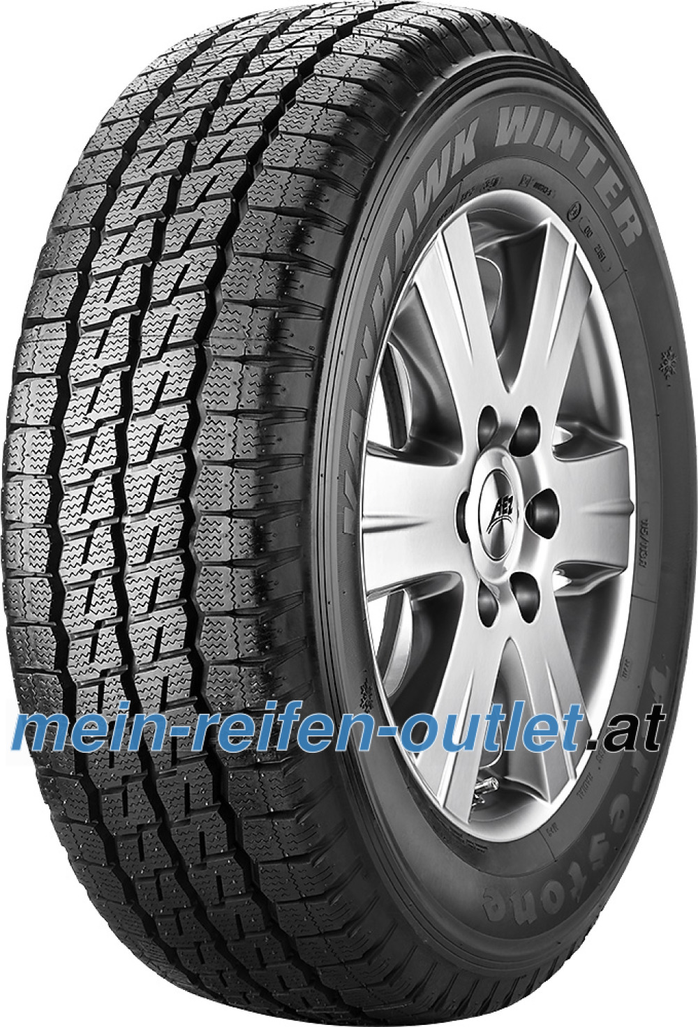 Firestone Vanhawk Winter ( 205/65 R16C 107/105R 8PR )