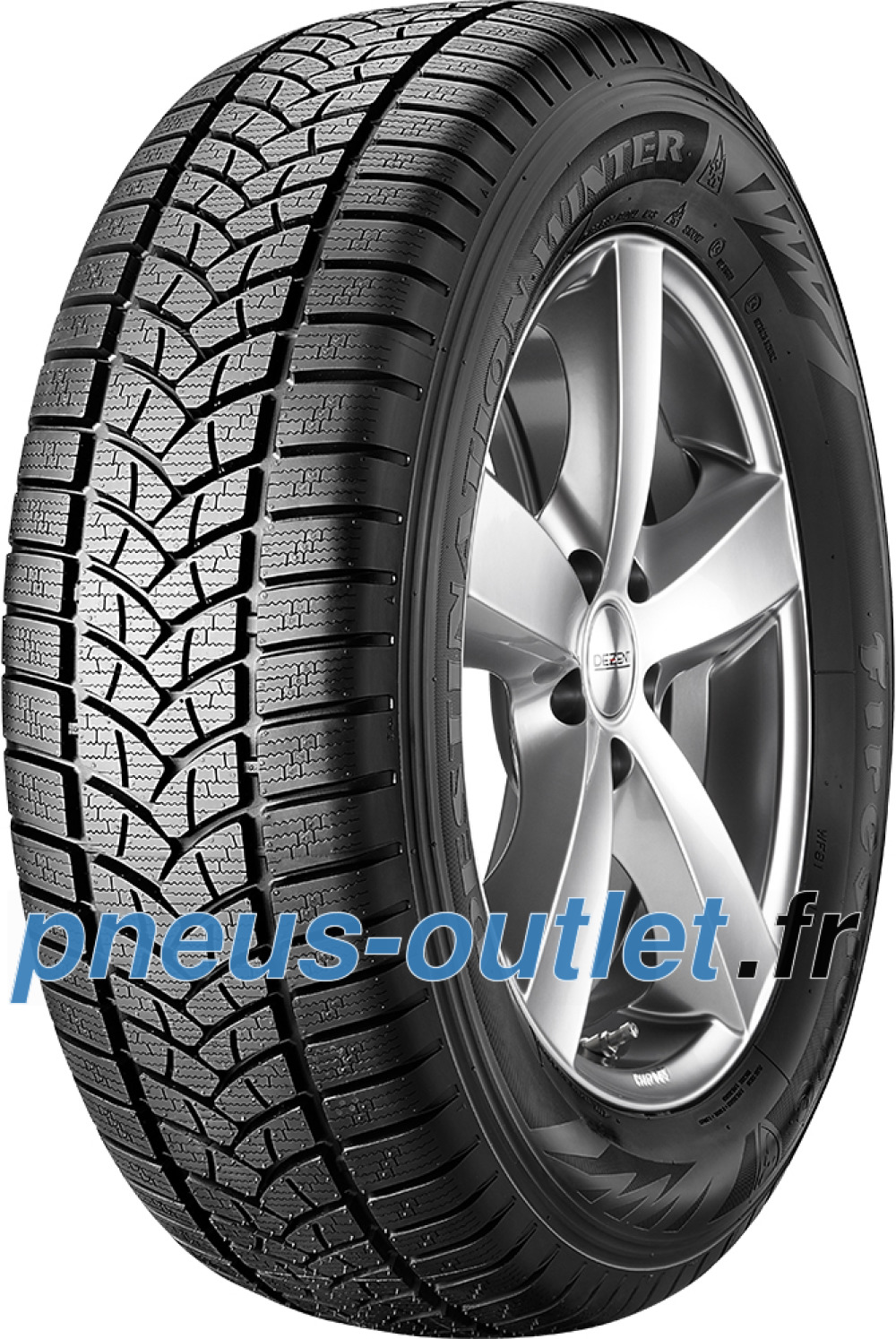Firestone Destination Winter ( 235/60 R18 107H XL )