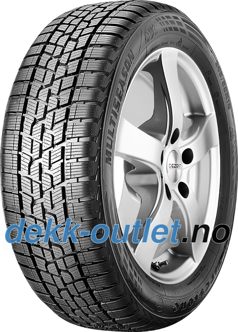 Firestone Multiseason ( 215/60 R16 99H XL )