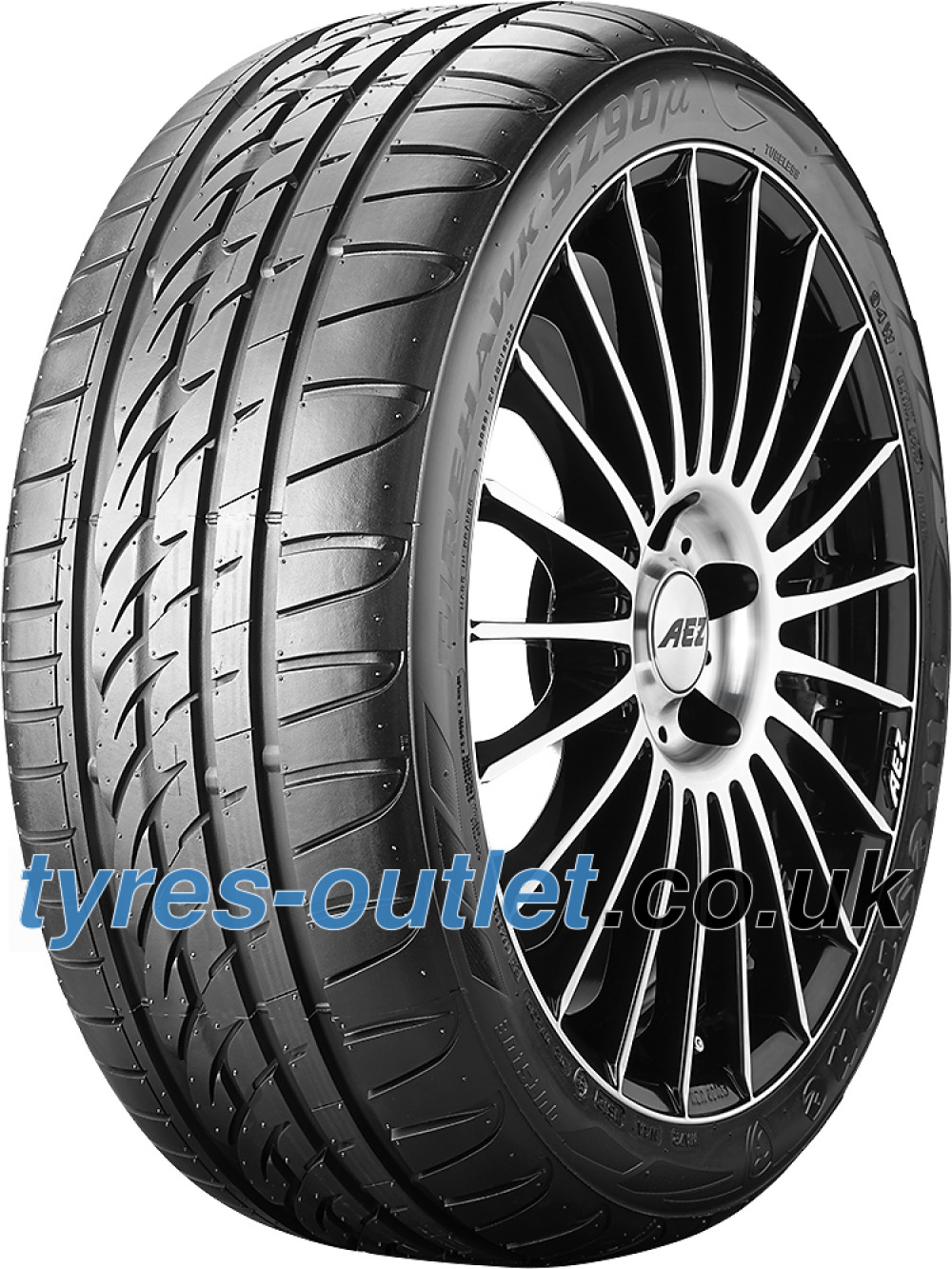 Firestone Firehawk SZ 90 ( 205/40 R17 84W XL with rim protection (MFS) )