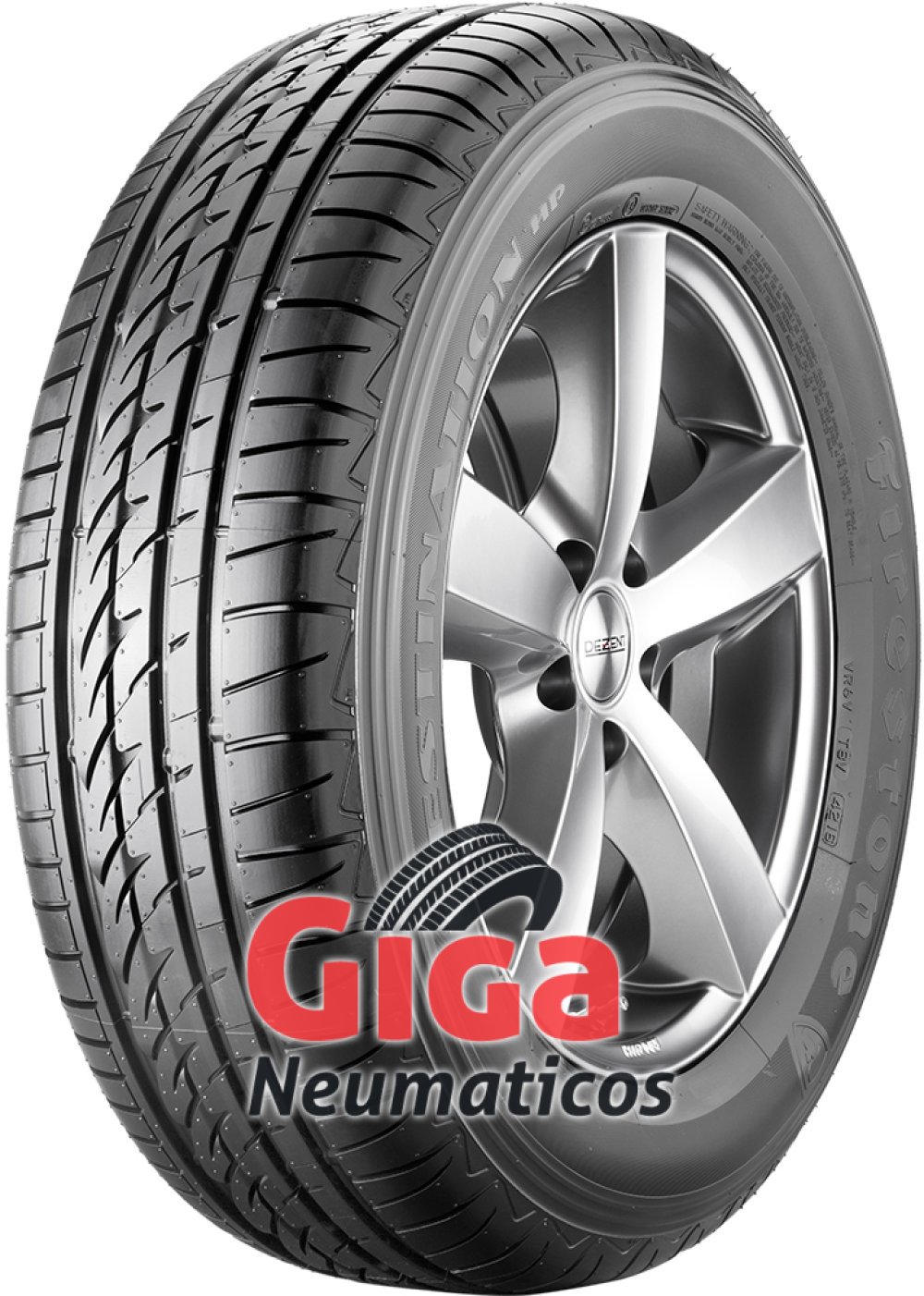Firestone Destination HP ( 265/70 R15 112H )