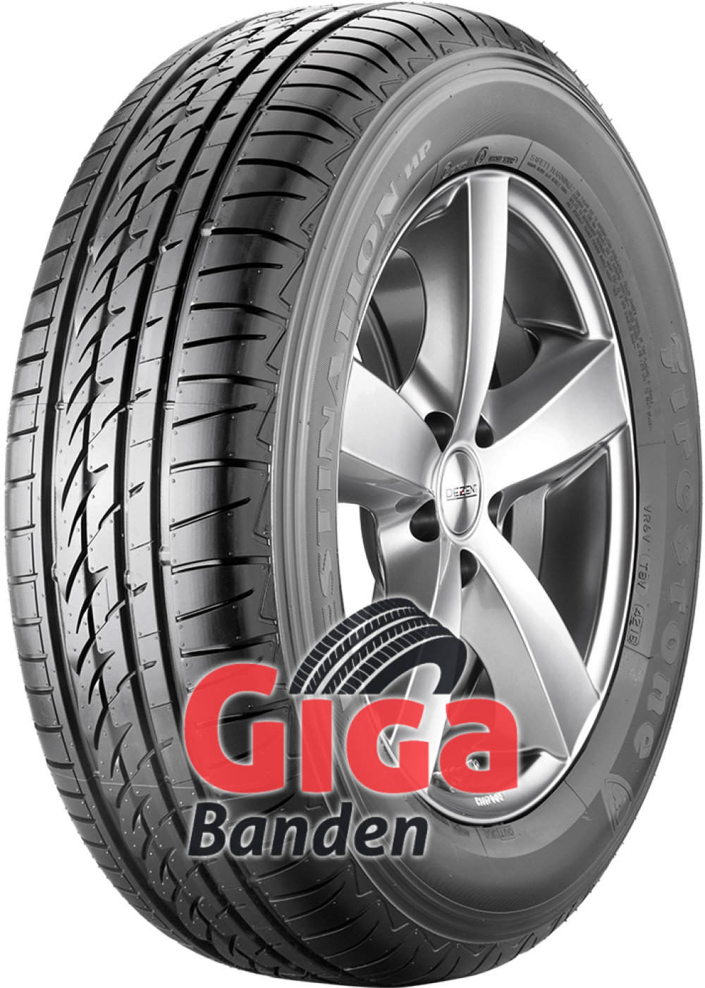 Firestone Destination HP ( 215/65 R16 98V )