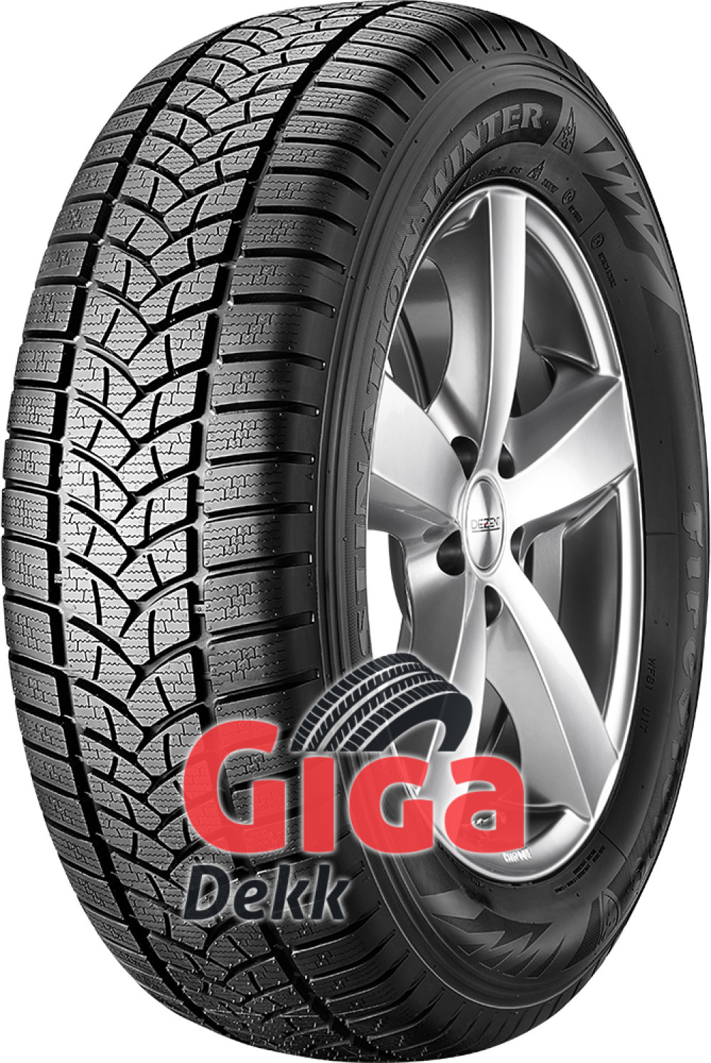 Firestone Destination Winter ( 235/55 R18 104H XL )