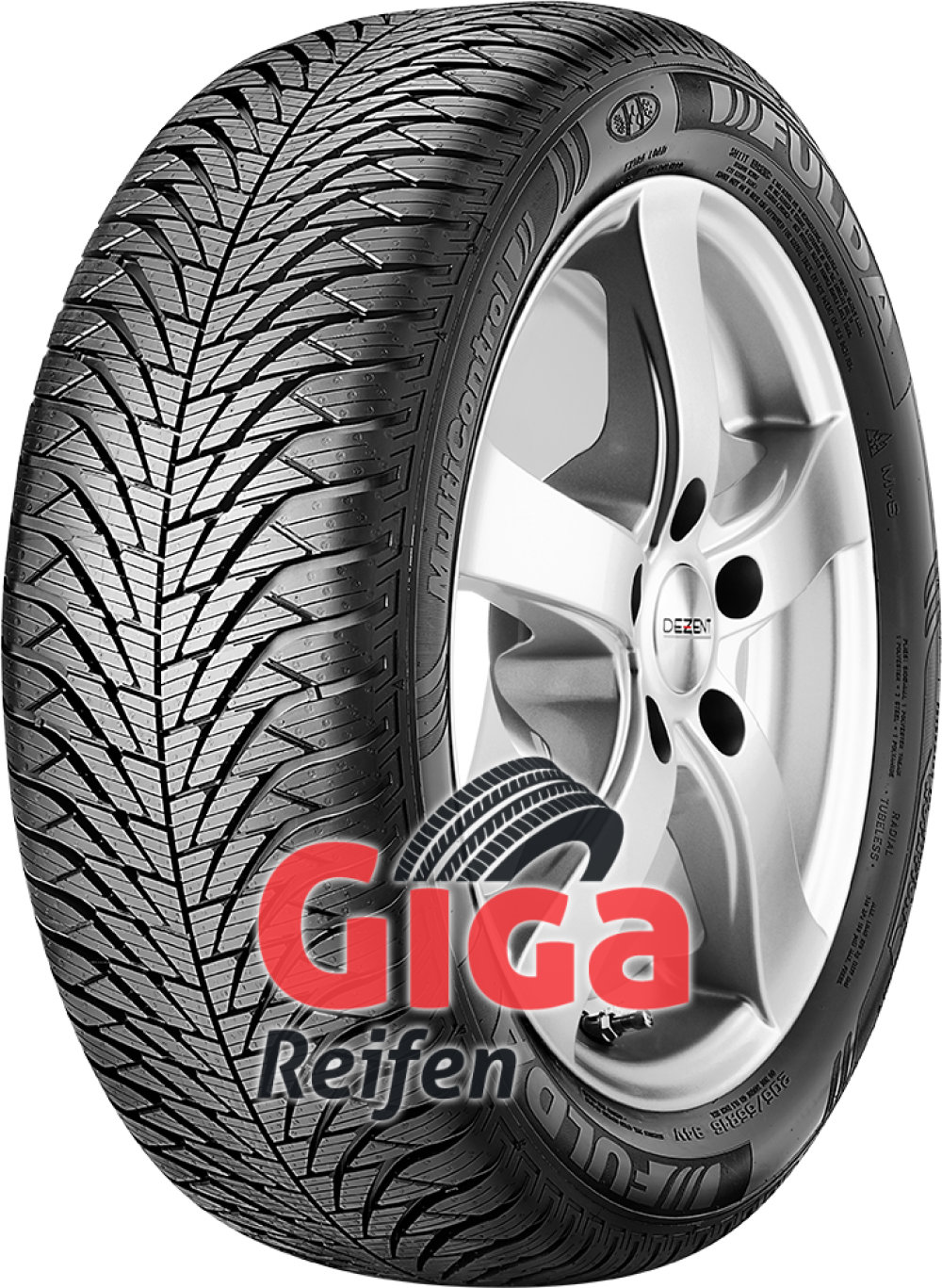 Fulda MultiControl ( 205/55 R16 94H XL )