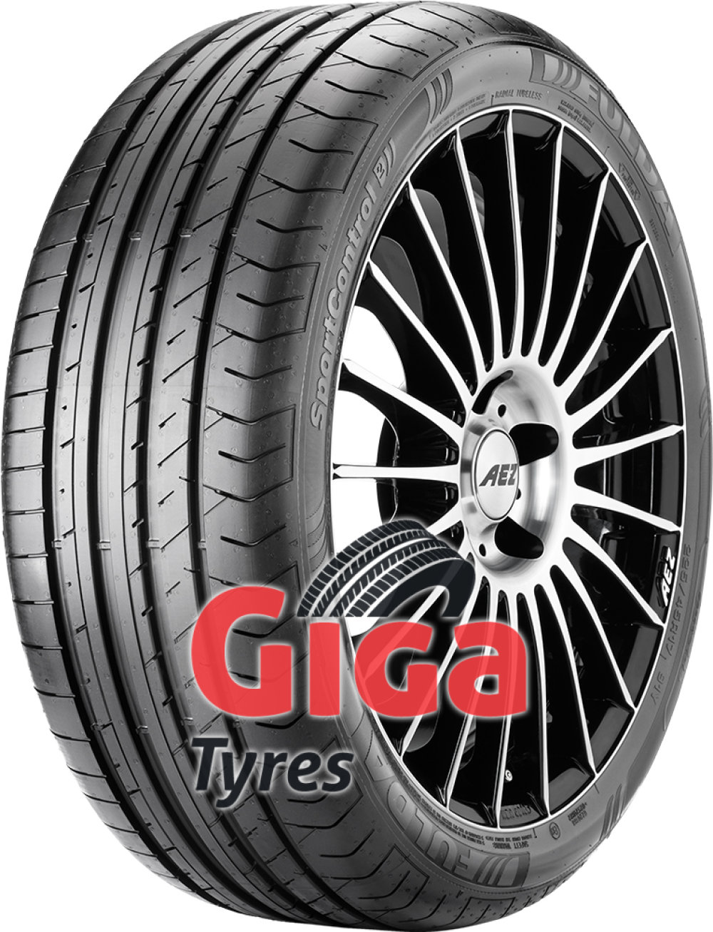 Fulda SportControl 2 ( 235/50 R18 101Y XL with rim protection (MFS) )
