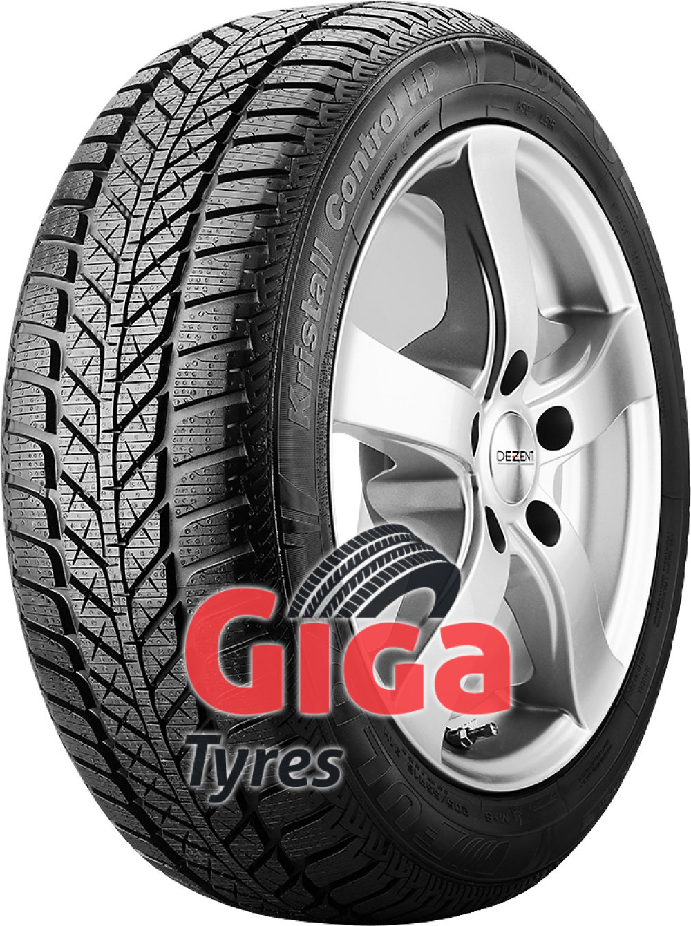 Fulda Kristall Control HP ( P245/45 R18 100V XL , with rim protection (MFS) )