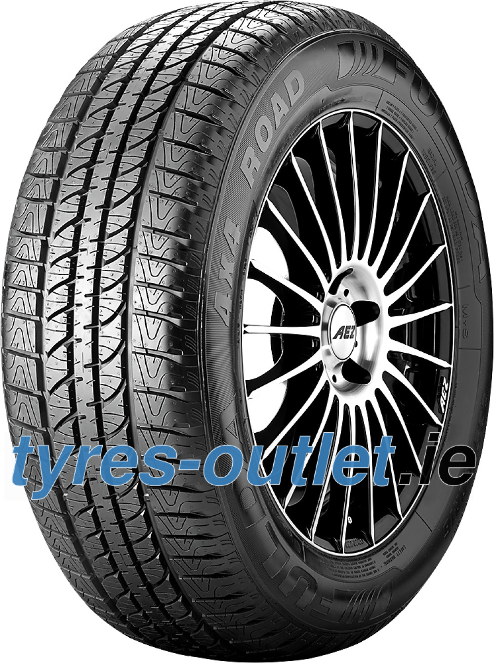 Fulda 4x4 Road ( 265/65 R17 112H , with rim protection (MFS) )