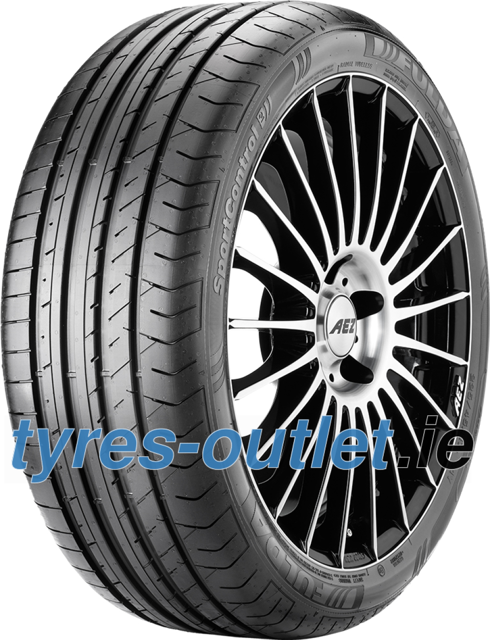 Fulda SportControl 2 ( 245/45 R17 99Y XL with rim protection (MFS) )
