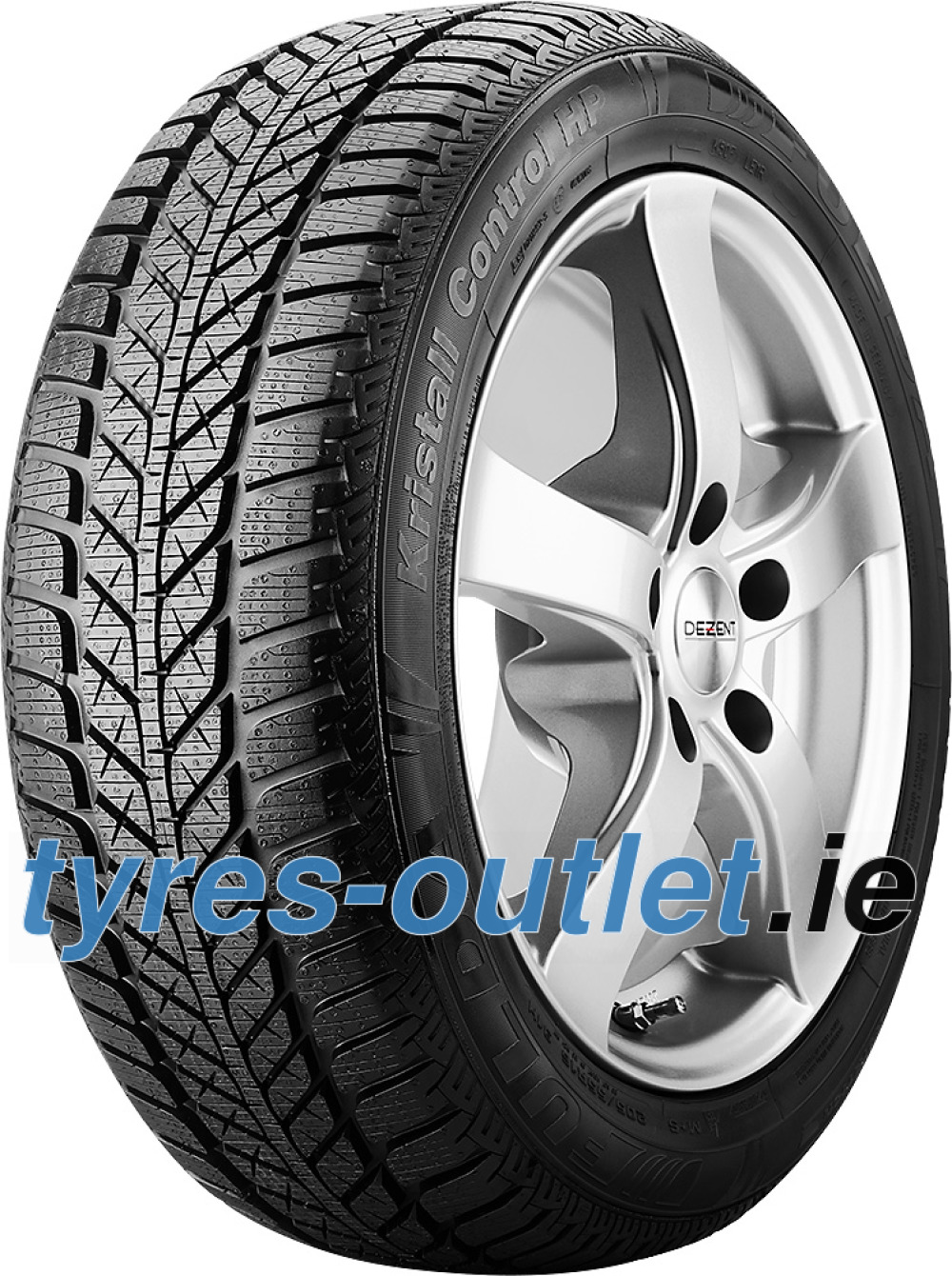 Fulda Kristall Control HP ( 225/45 R17 91H , with rim protection (MFS) )