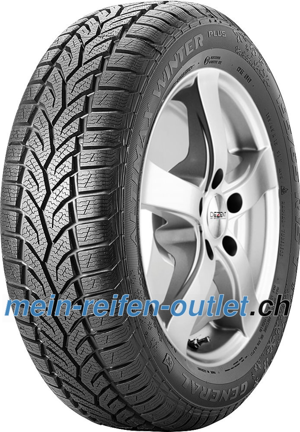 General Altimax Winter Plus ( 195/65 R15 91T )