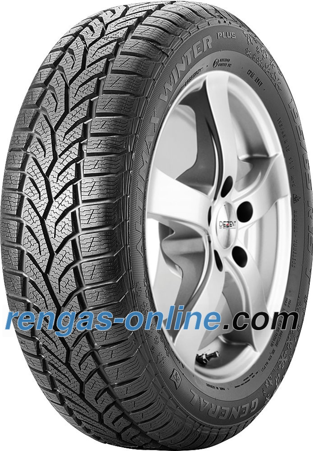 general-altimax-winter-plus-22550-r17-98v-xl-vannealueen-ripalla