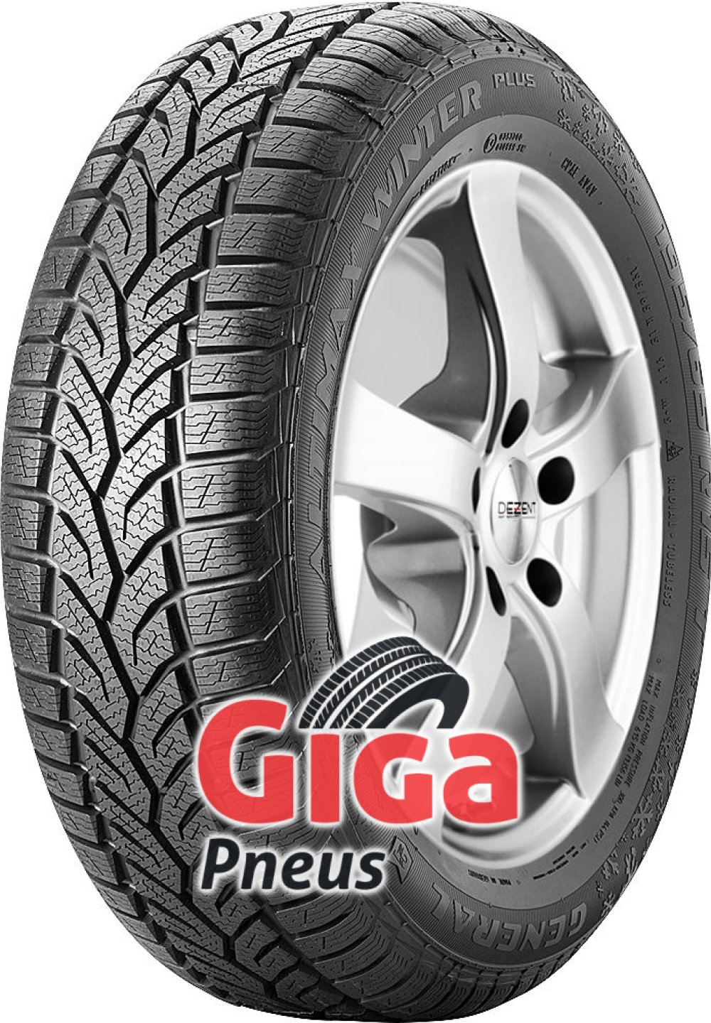 General Altimax Winter Plus ( 225/45 R17 94H XL , avec rebord protecteur de jante )