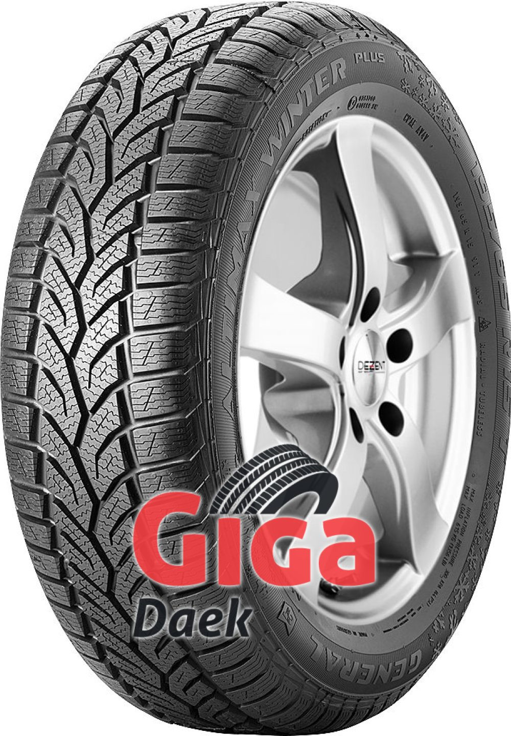 General Altimax Winter Plus ( 175/65 R14 82T )