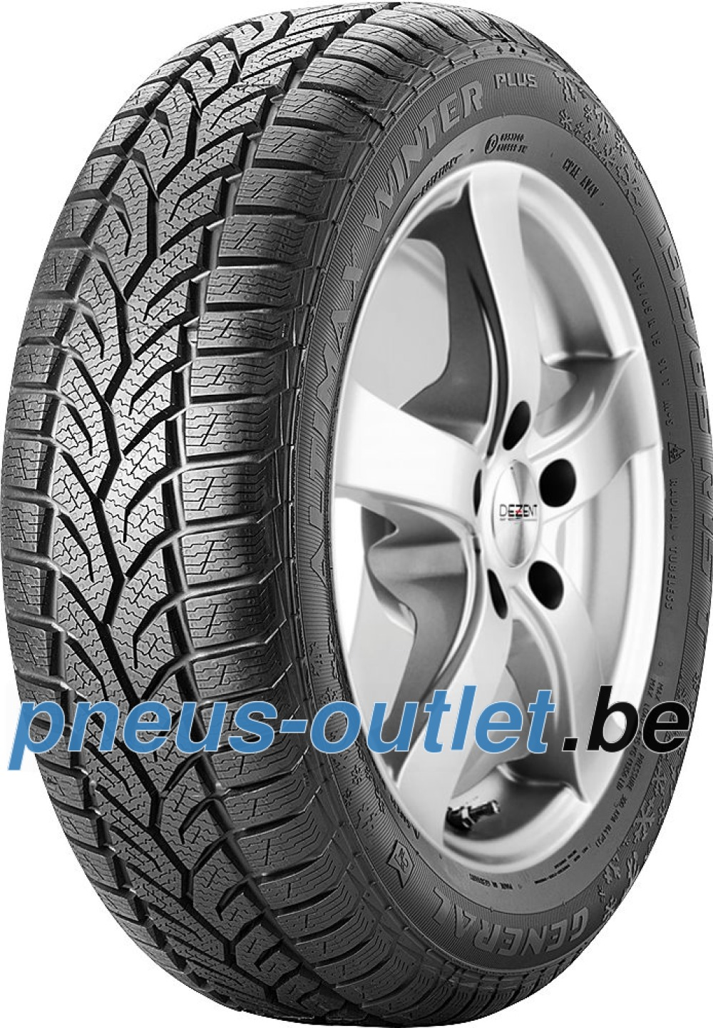 General Altimax Winter Plus ( 185/60 R15 88T XL )