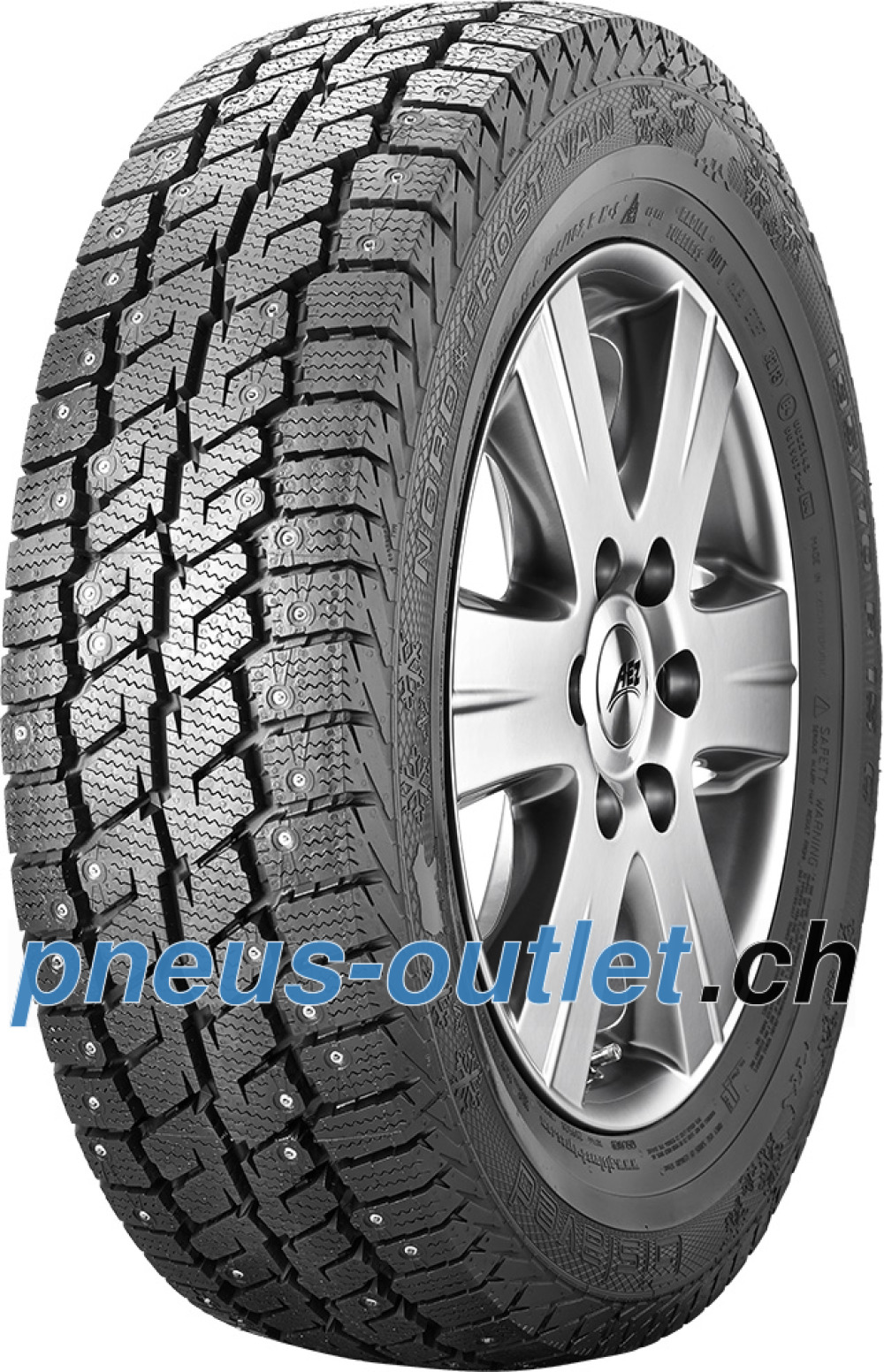 Gislaved Nord*Frost Van ( 195/65 R16C 104/102R Cloutable )