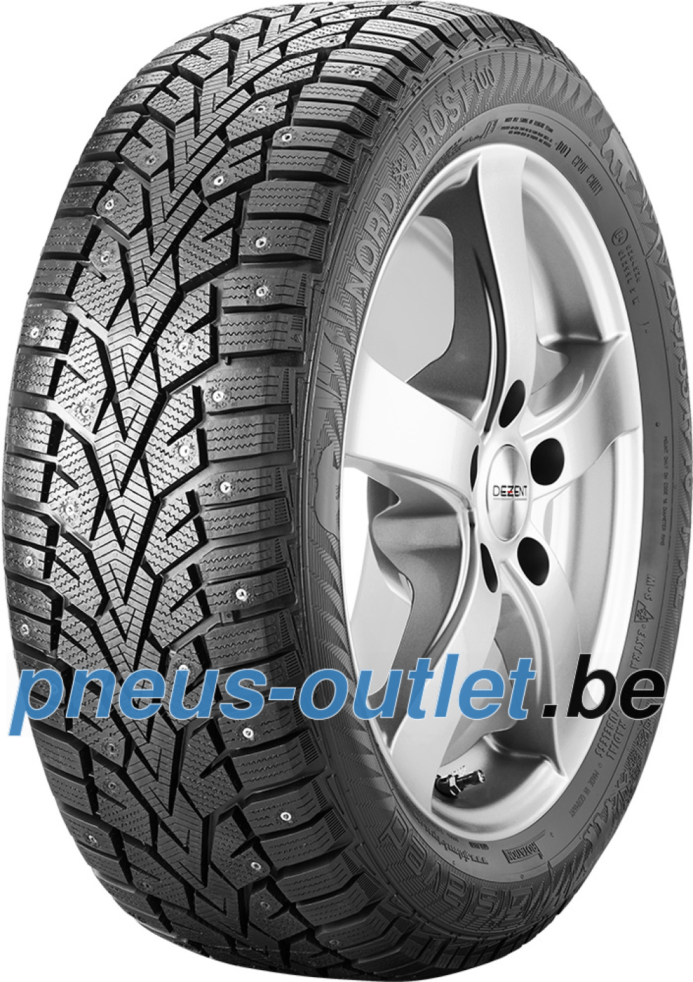 Gislaved NordFrost100 ( 225/55 R16 99T XL , Cloutable )