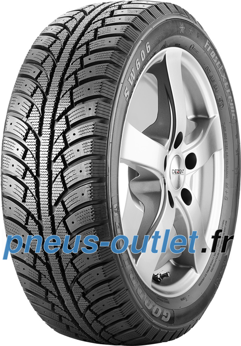 Goodride SW606 FrostExtreme ( 225/55 R17 101H XL , Cloutable )