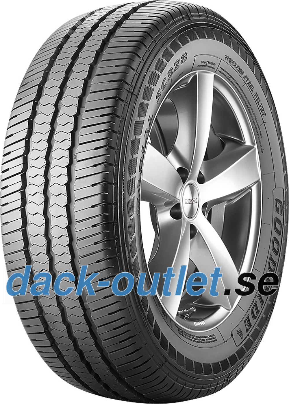 Goodride SC328 Radial ( 225/70 R15C 112/110R 8PR )