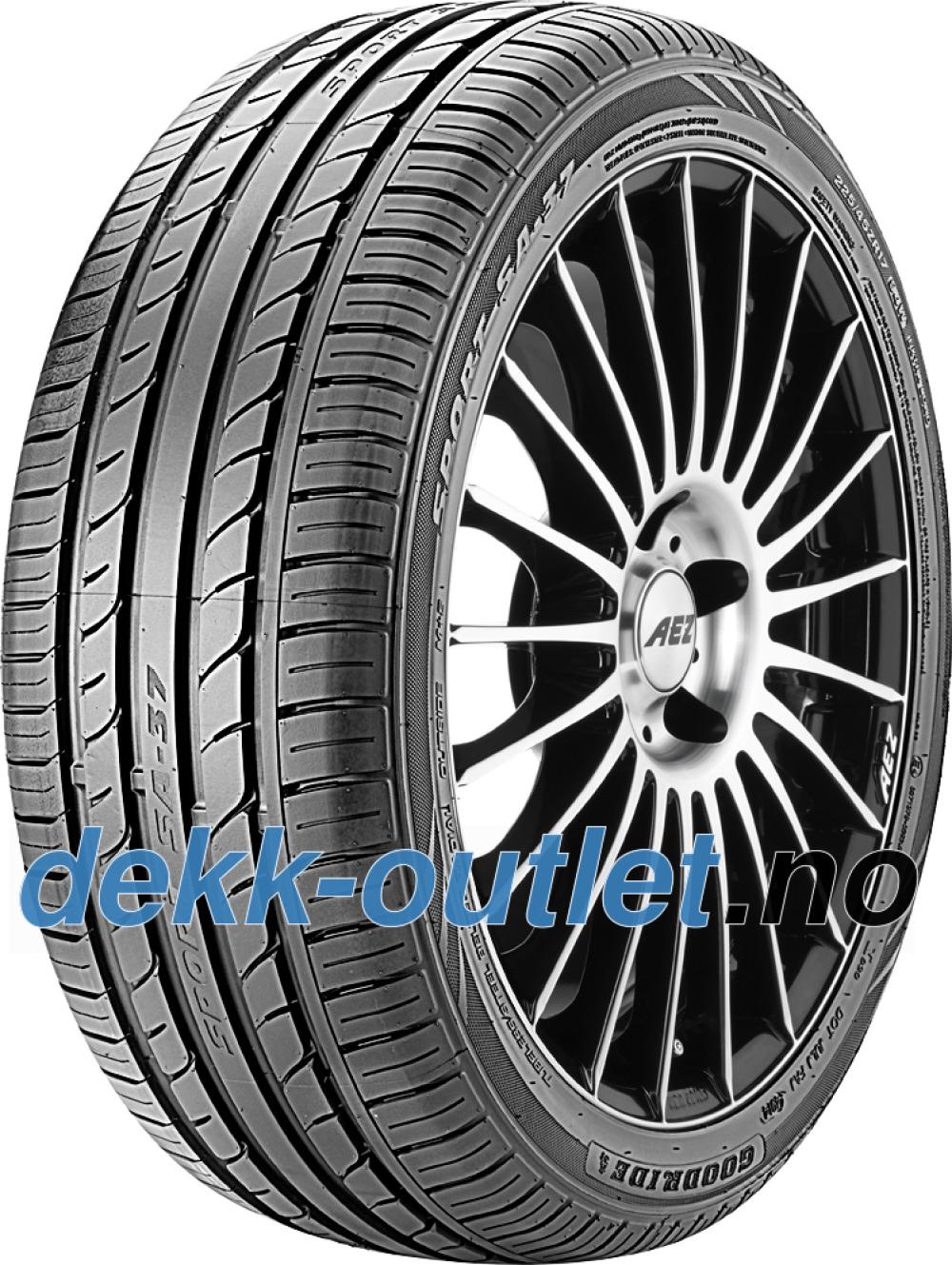 Goodride SA37 Sport ( 205/40 ZR17 80V )