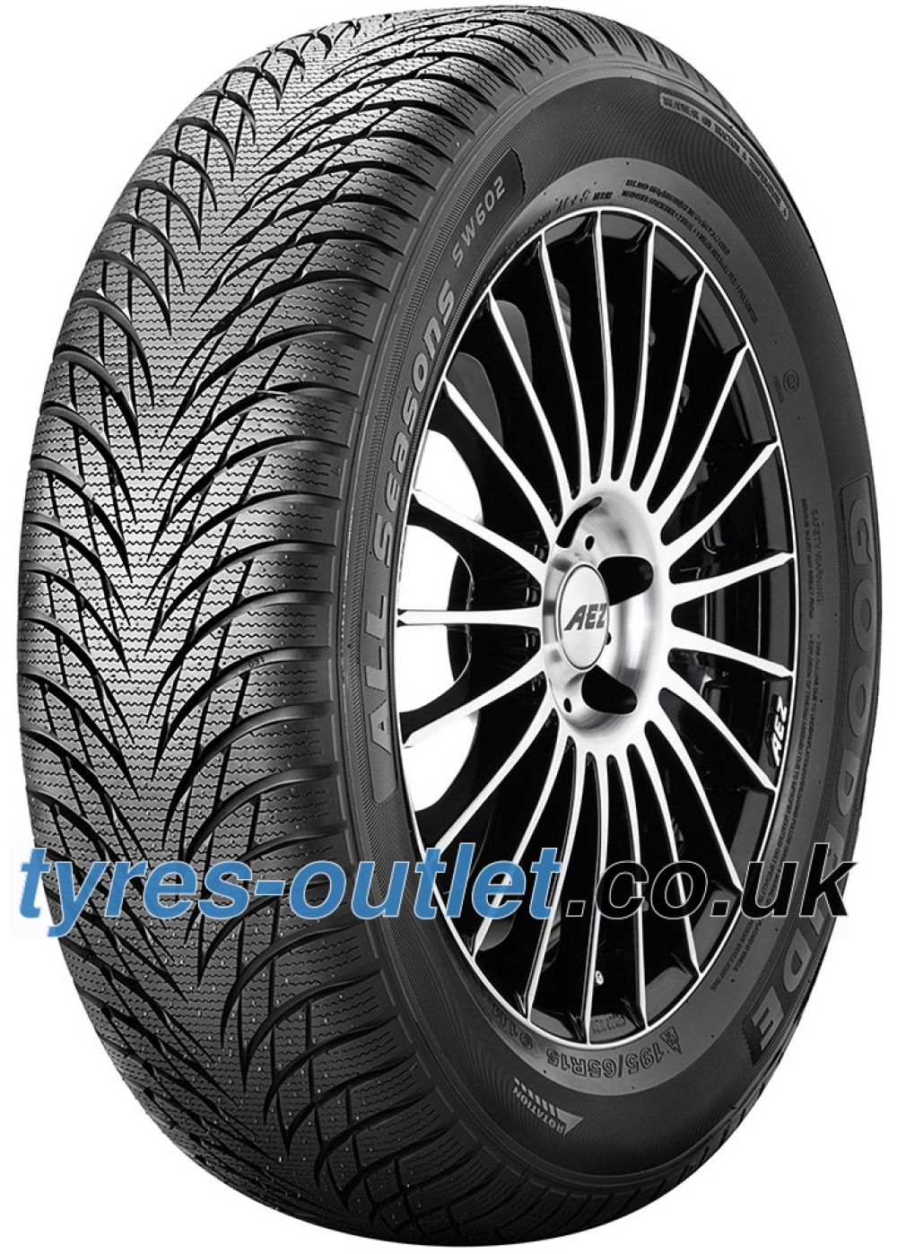 37f8d7bd0 Goodride SW602 All Seasons 195 60 R15 88H - tyres-outlet.co.uk