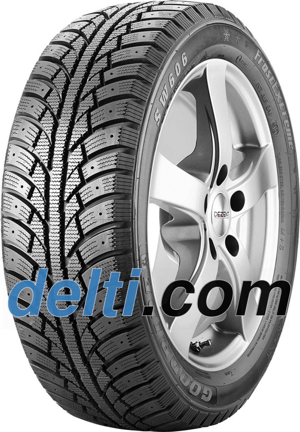 Goodride SW606 FrostExtreme ( 215/65 R16 98T , studdable )