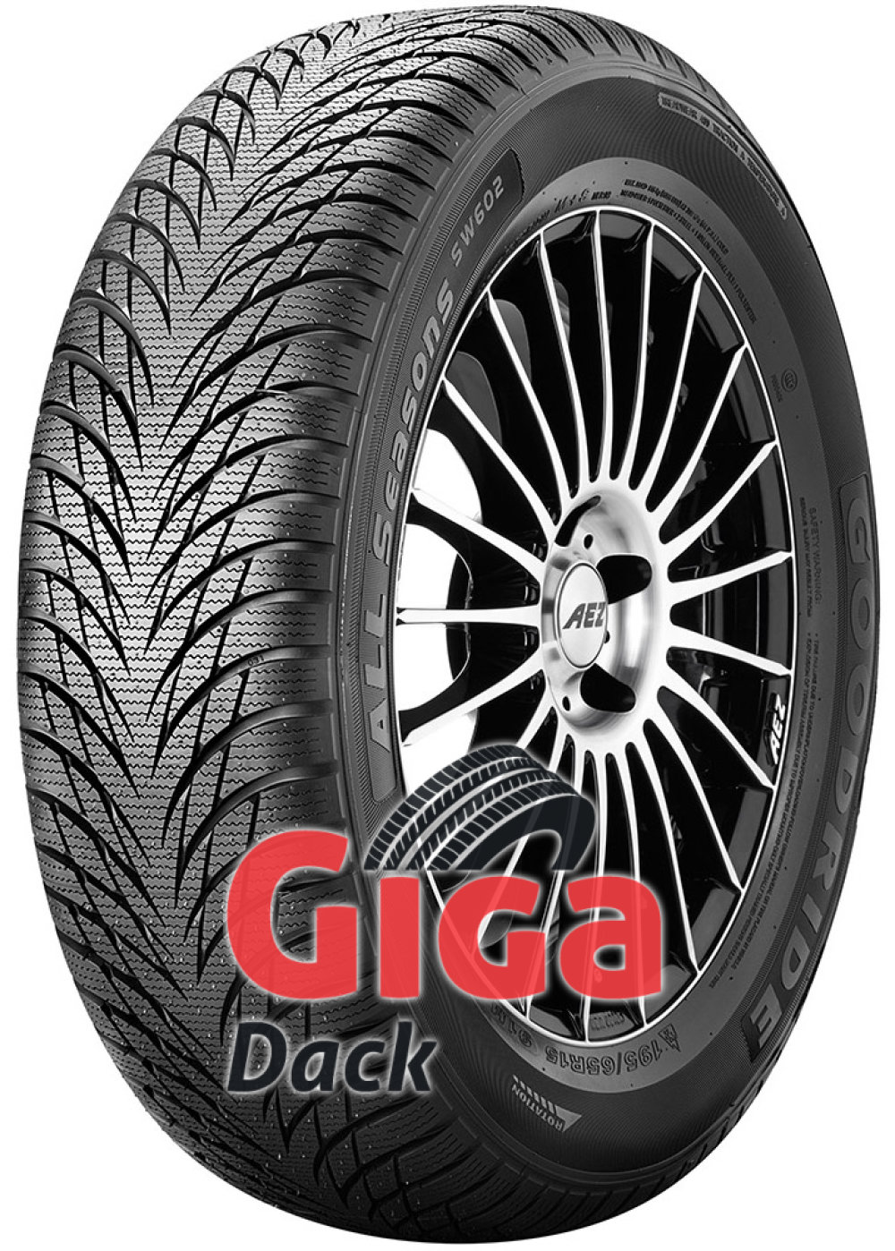 Goodride SW602 All Seasons ( 175/70 R13 82T )