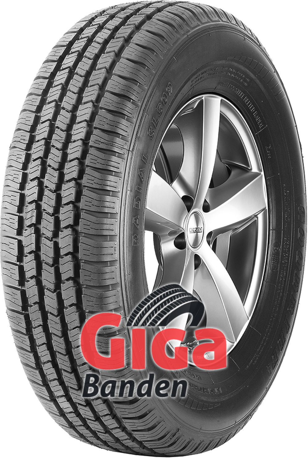 Goodride SL309 Radial ( LT225/75 R16 115/112Q 10PR )