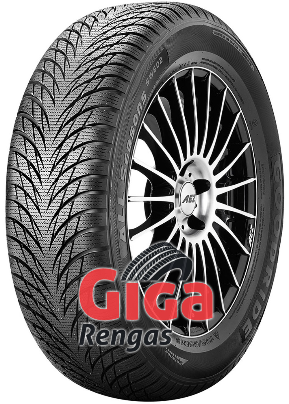 Goodride SW602 All Seasons ( 185/60 R14 82T )