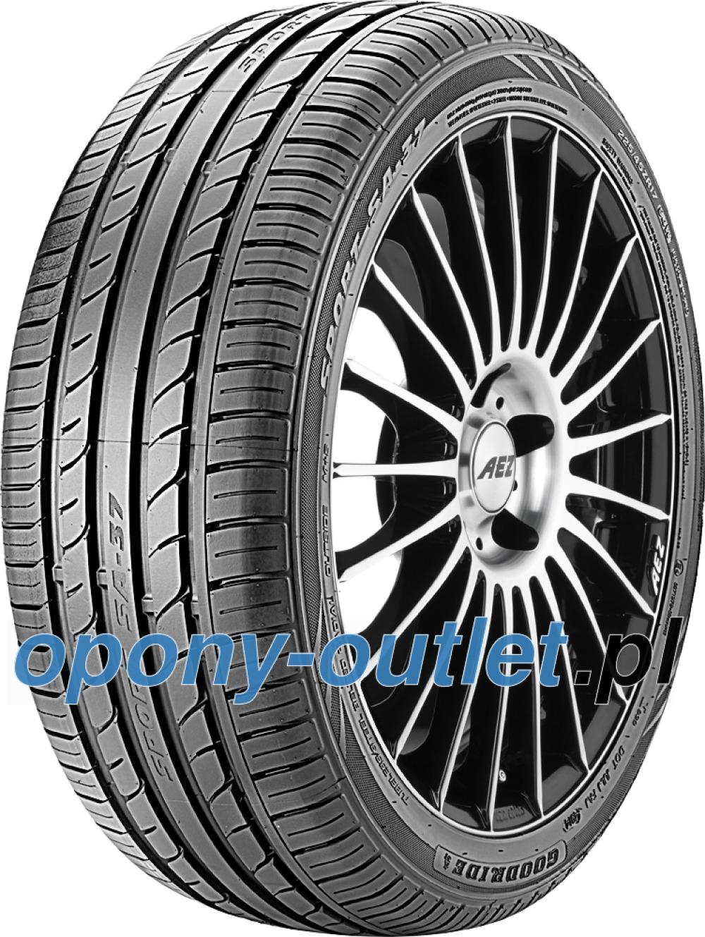 Goodride SA37 Sport ( 245/45 ZR18 96V )
