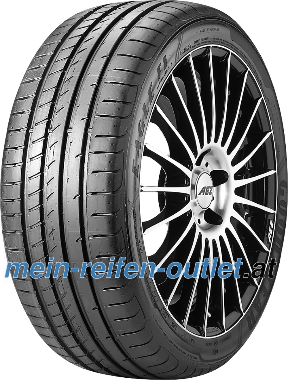 Goodyear Eagle F1 Asymmetric 2 ( 285/35 R19 99Y )