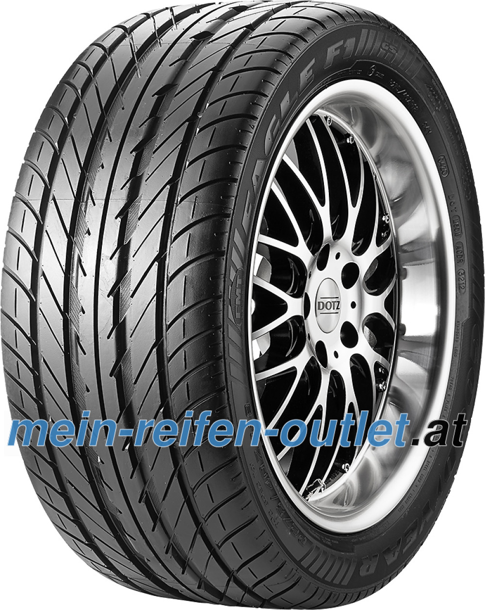 Goodyear Eagle F1 GS EMT ( P275/40 ZR18 94Y runflat )