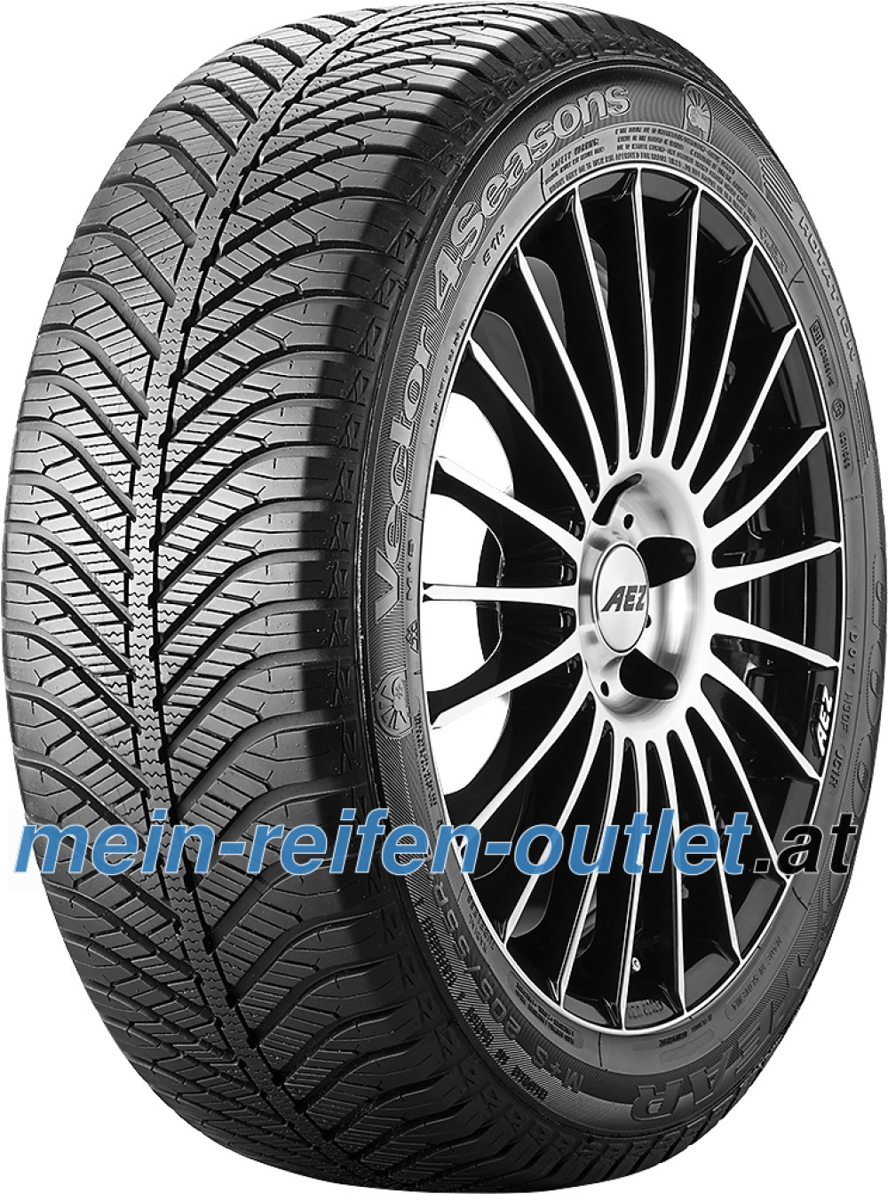 Goodyear Vector 4 Seasons ( 205/60 R16 96V XL )