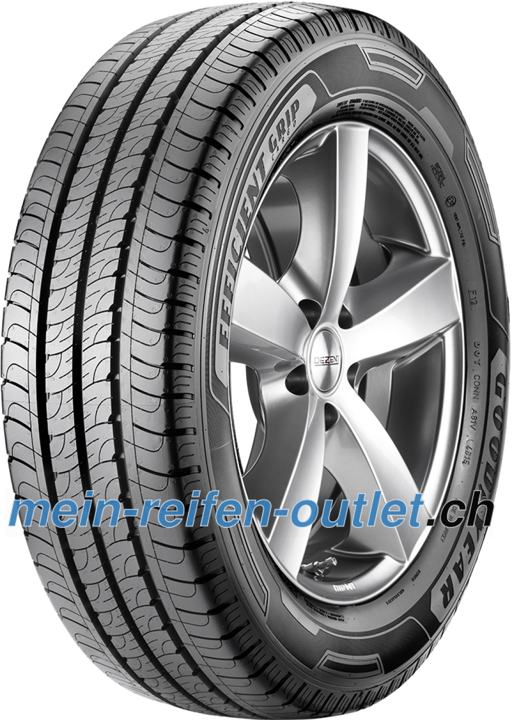 Goodyear EfficientGrip Cargo ( 215/70 R15C 109/107S 8PR )