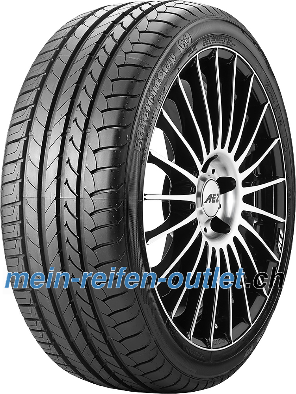 Goodyear EfficientGrip ROF ( 255/45 R20 101Y runflat, * )