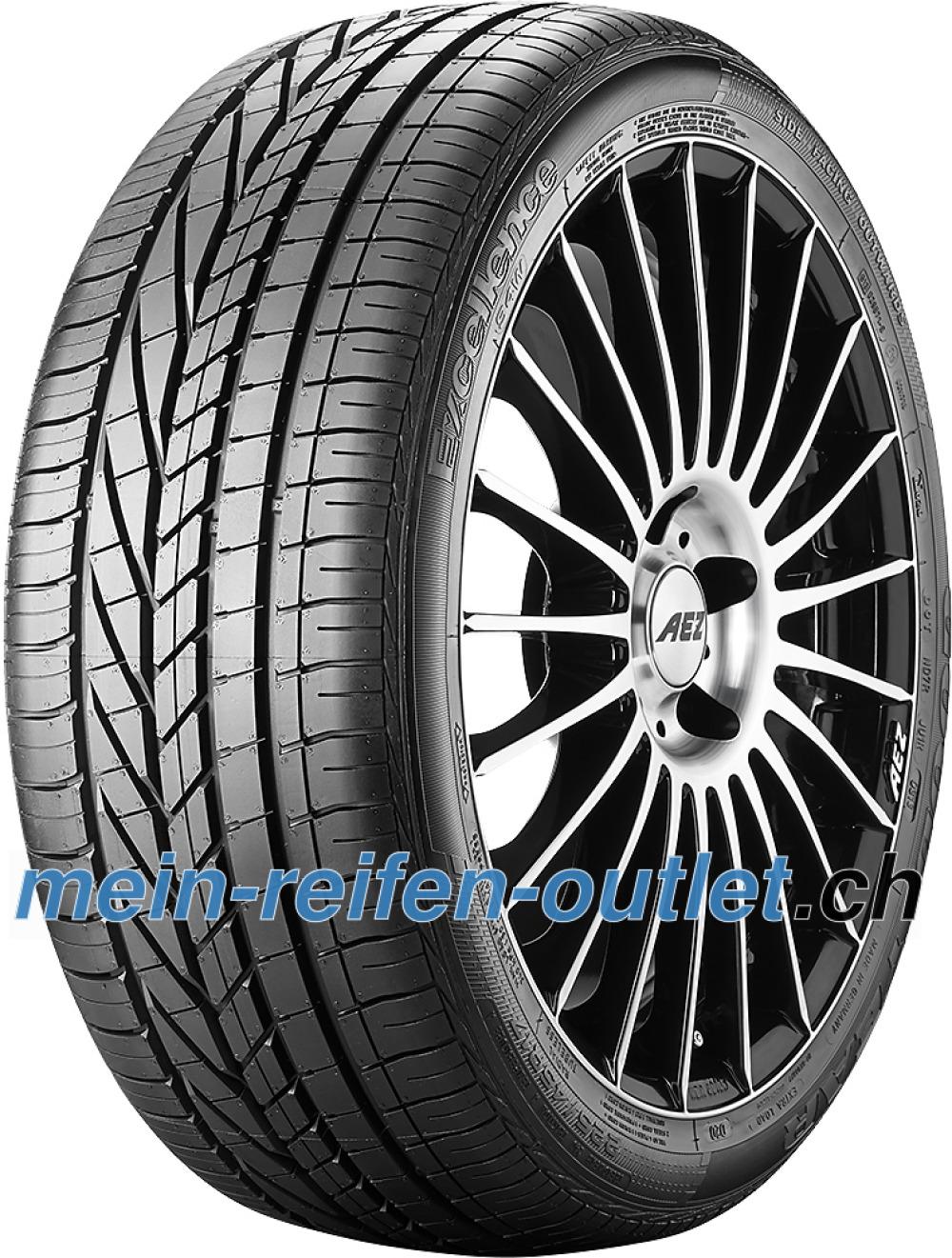 Goodyear Excellence ( 225/55 R17 97W 6PR *, mit Felgenschutz (MFS) )