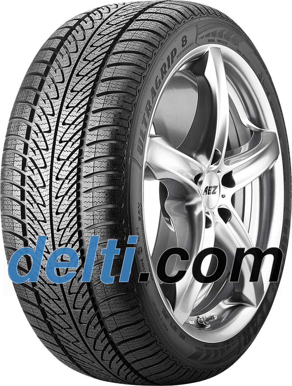 Goodyear UltraGrip 8 Performance ( 215/60 R16 99V XL )