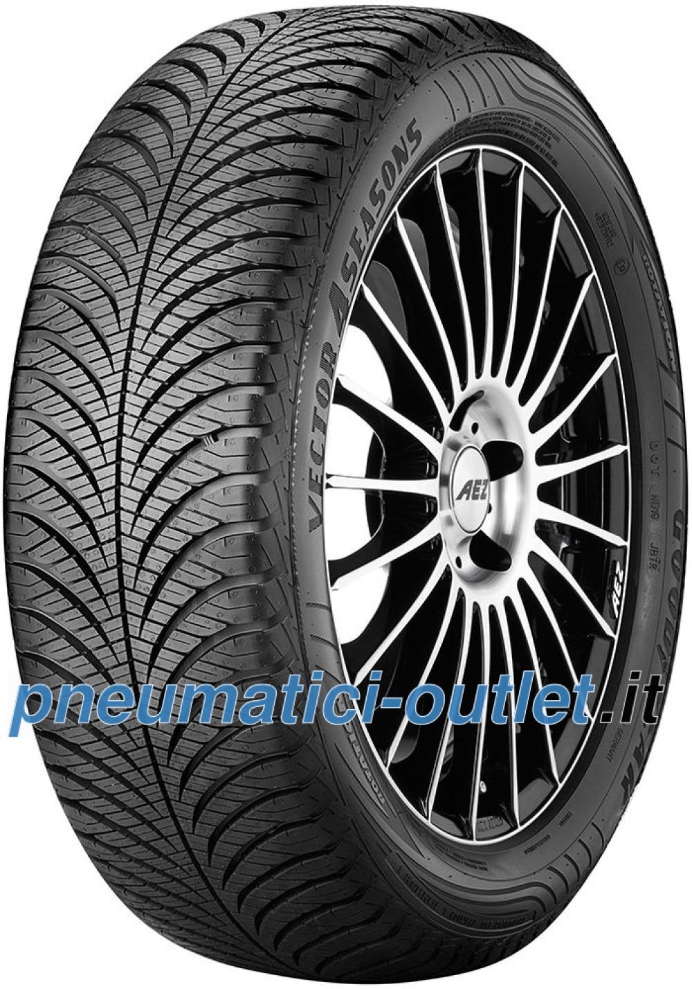 Goodyear Vector 4 Seasons G2 ( 255/55 R18 109V XL , SUV, con protezione del cerchio (MFS) )