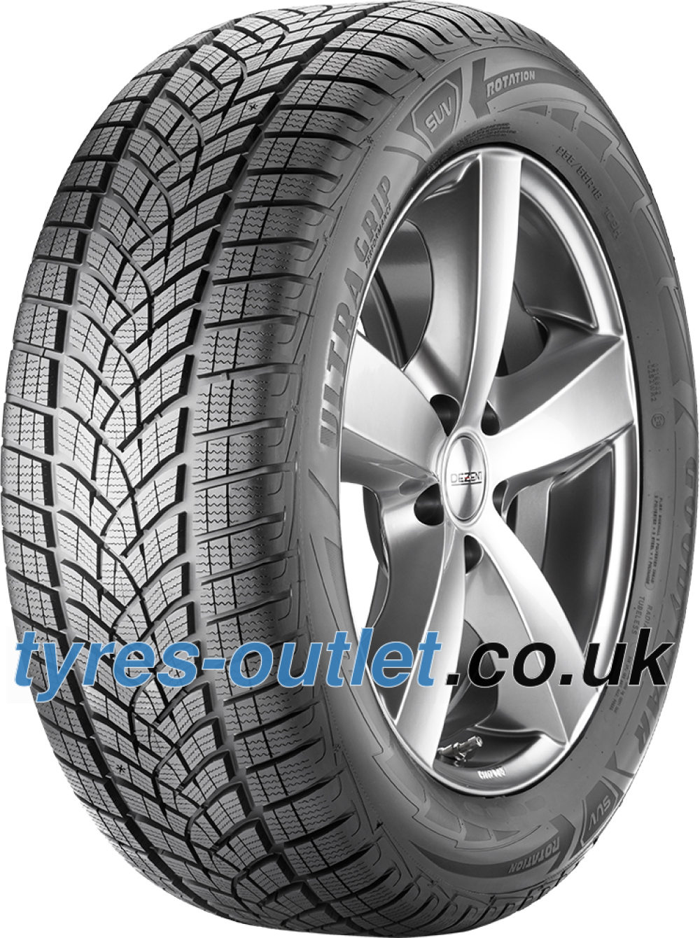 Goodyear UltraGrip Performance SUV GEN-1 ( 225/65 R17 102H , SUV )