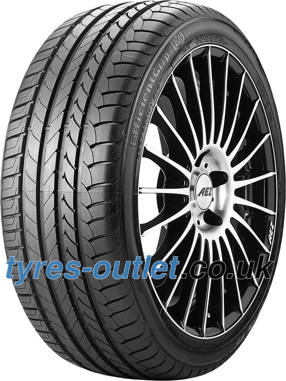 Goodyear EfficientGrip ( 215/70 R16 100H , SUV, with rim protection (MFS) )