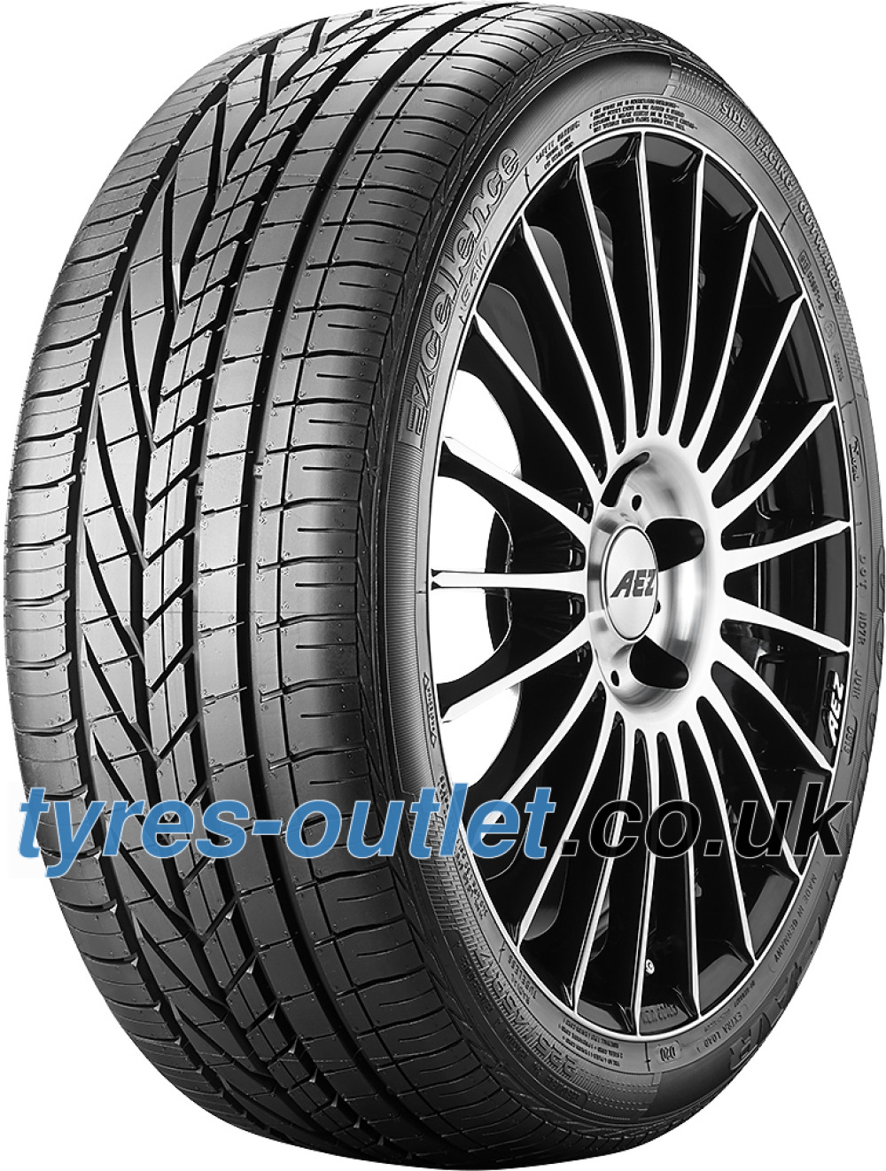 Goodyear Excellence ( 275/40 R20 106Y XL with rim protection (MFS) )