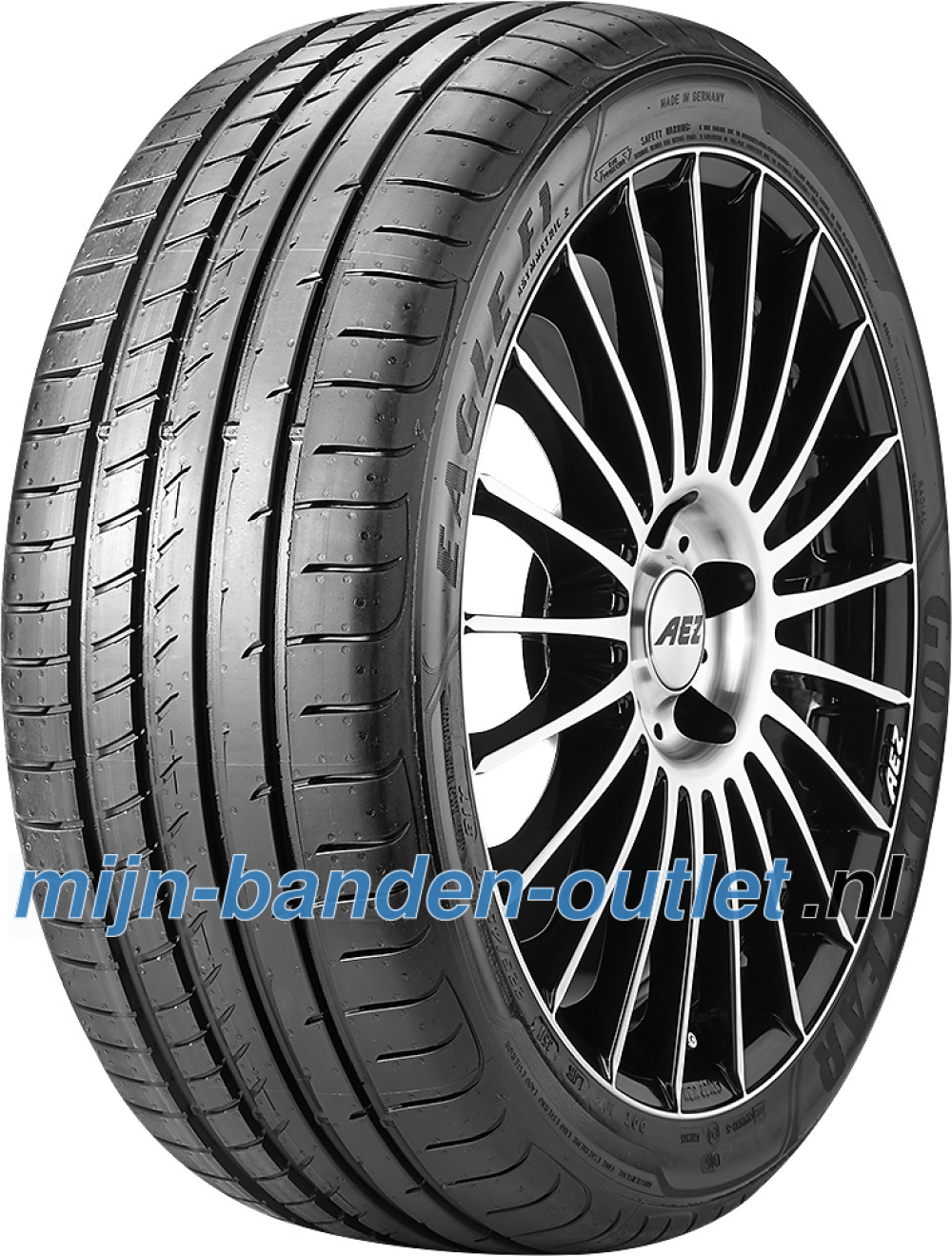 Goodyear Eagle F1 Asymmetric 2 ( 275/40 R19 101Y )