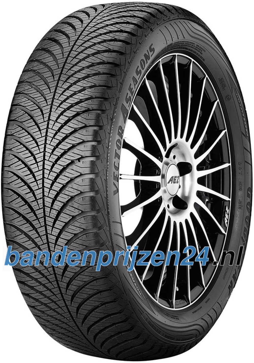 Goodyear Vector 4 Seasons G2 ( 195/50 R15 82H )