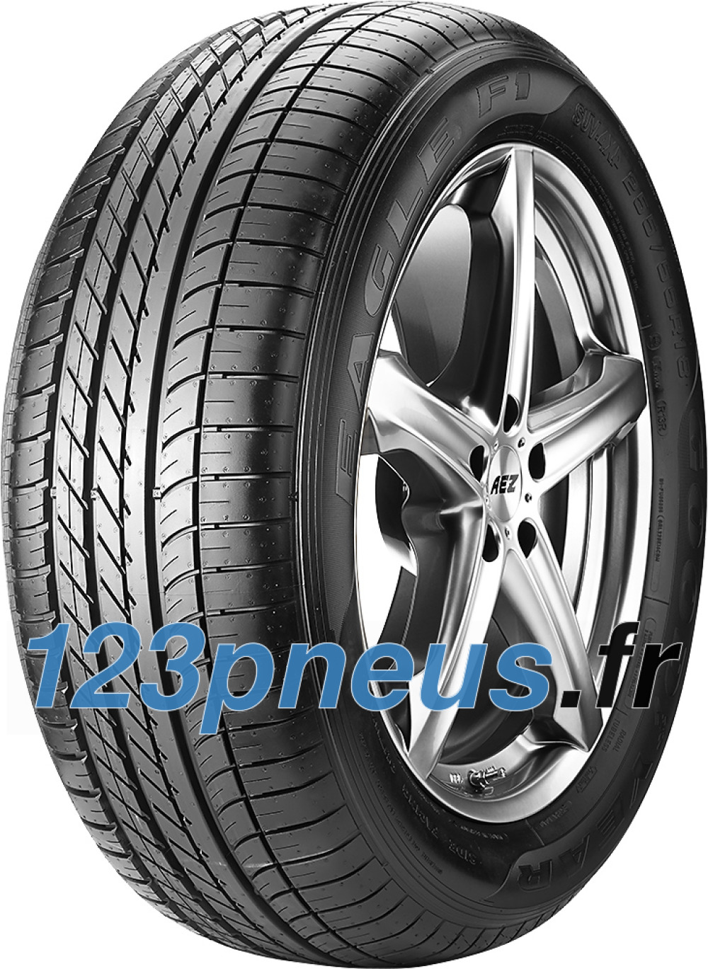 Goodyear Eagle F1 Asymmetric SUV