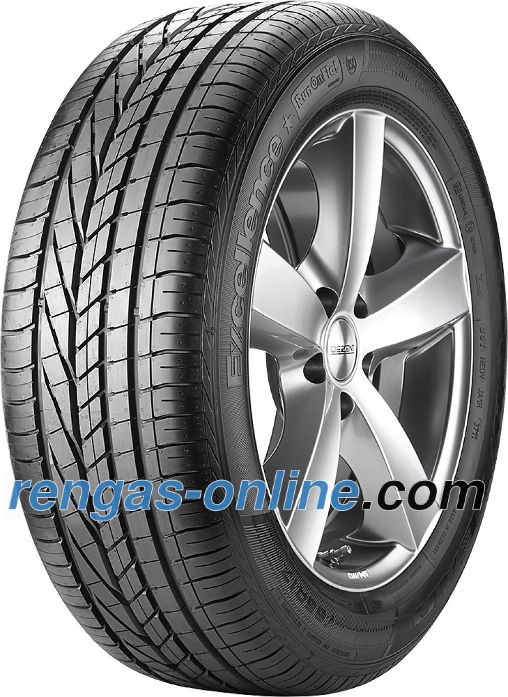 goodyear-excellence-rof-24540-r17-91y-moe-vannesuojalla-mfs-runflat
