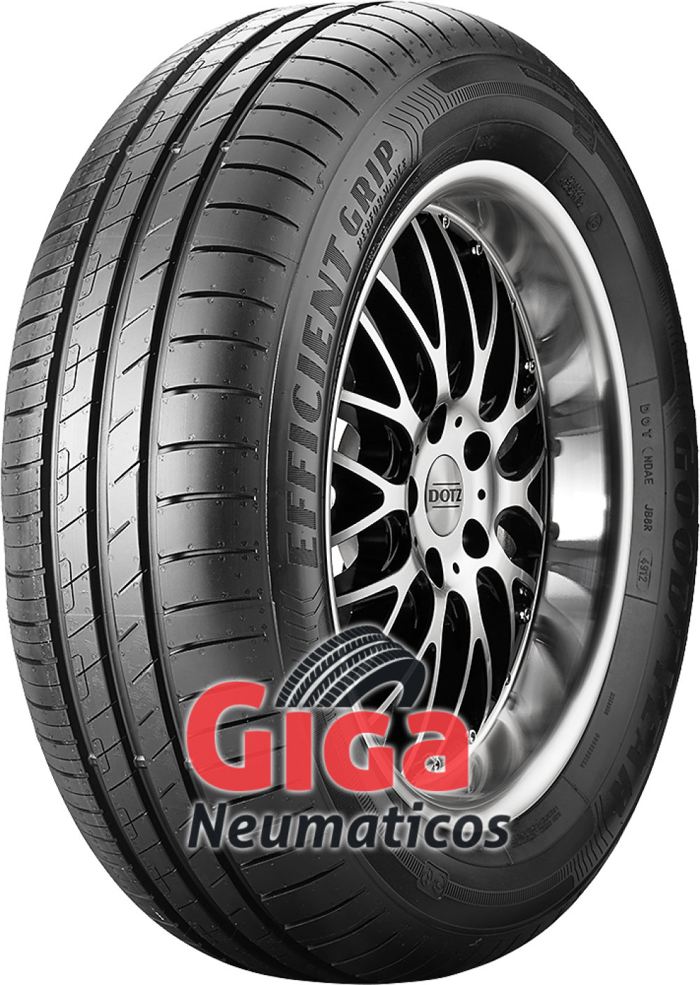 Goodyear EfficientGrip Performance ( 215/55 R17 98W XL )